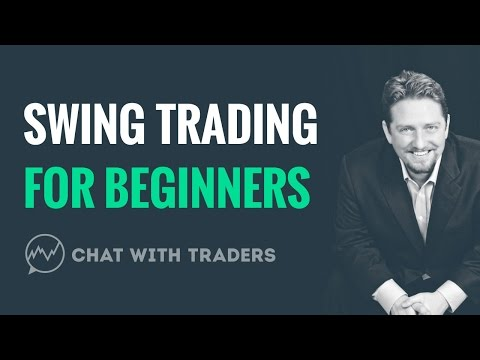 Swing Trading for Beginners w/ Jerry Robinson of FTMDaily