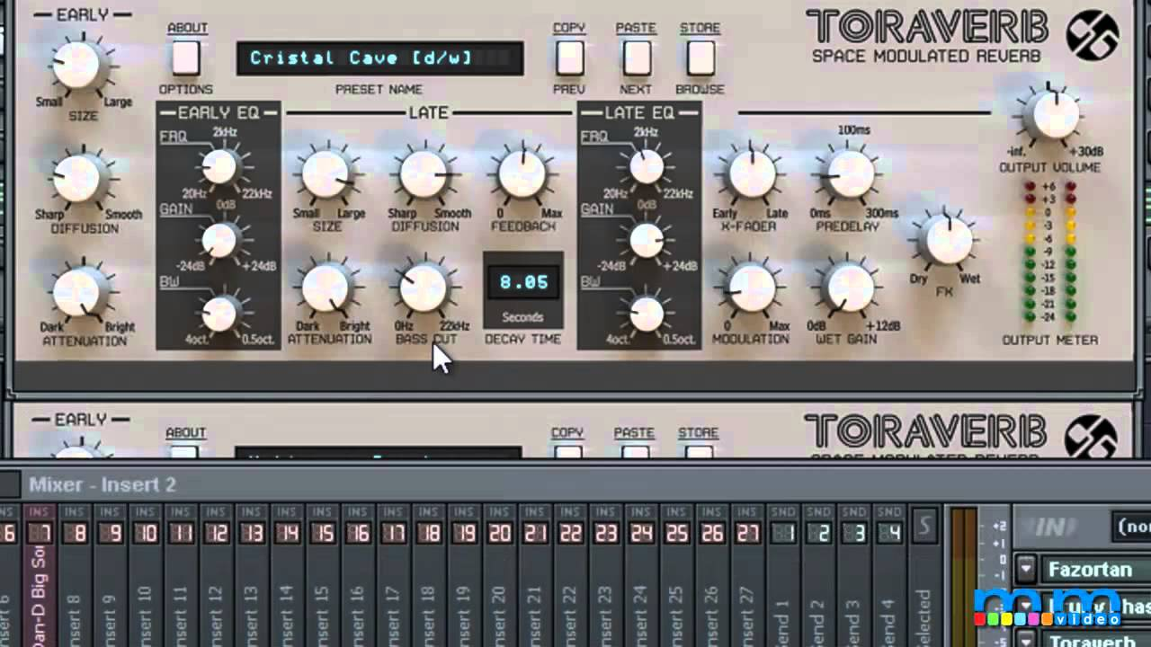 Toraverb VST Free Download