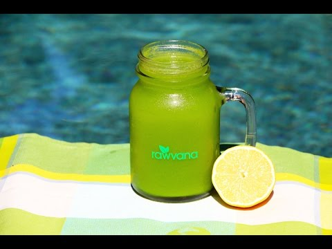 Daily Detox Green Juice!