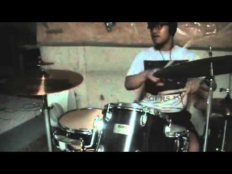 Title Fight   Head In The Ceiling Fan/Make You Cry/Sympathy (DRUM COVER)  (Floral Green Medley)