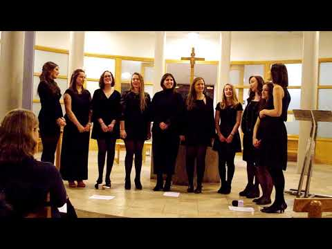 The Chromotones- Carol of the Bells