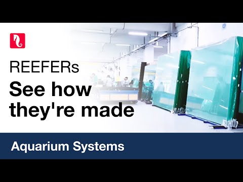 Red Sea Aquariums- See How They're Made