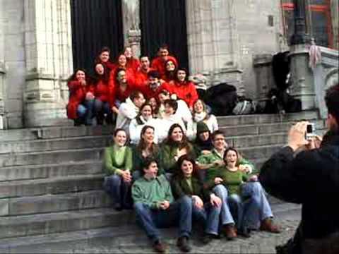 foto di gruppo degli italiani del college of europe 2006