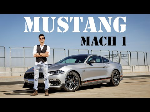 Mustang Mach 1 na pista: aceleramos a releitura do clássico de 1969