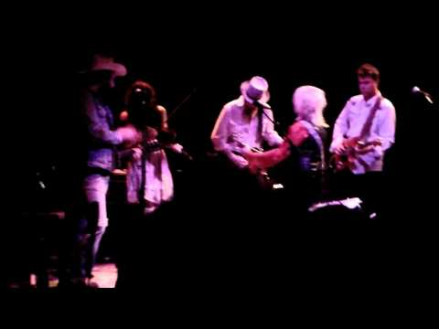 """Lucinda Williams with Doug Pettibone and The Kenneth Brian Band -""""Get Right With God"""""""
