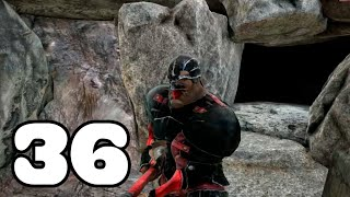 UNA NUEVA CUEVA!! ARK: Survival Evolved #36