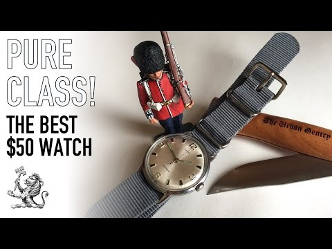Reaching 100k Subscribers & The Best Mechanical Watch Under $50 - 1968 Timex Marlin - Mini Review