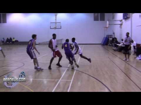 Elite Basketball League Rookie Sophomore All-Star Basketball Game Bermuda March 5th 2011