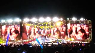 One direction live best song ever el paso tx
