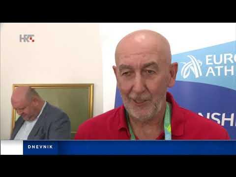 Ekipno europsko prvenstvo u Varaždinu na HTV-u 2