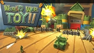 World War Toy - Война игрушек   на Android ( Review)