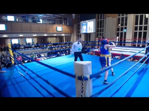 Baraka Bouts 2017 Semi Finals Ring B