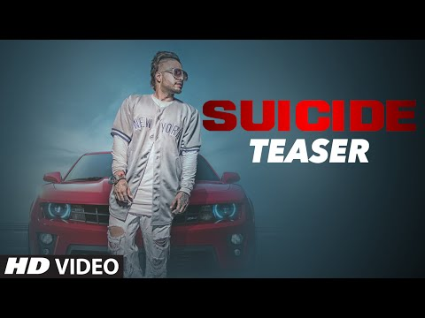 SUICIDE Song Teaser | Sukh-E Muzical Doctorz | Releasing 9 September