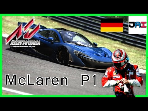JAI - [Assetto Corsa] McLaren P1 Nurburgring Nordschleife DREAM PACK #1 Online Gameplay [60fps] |