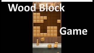 Wood Block android game