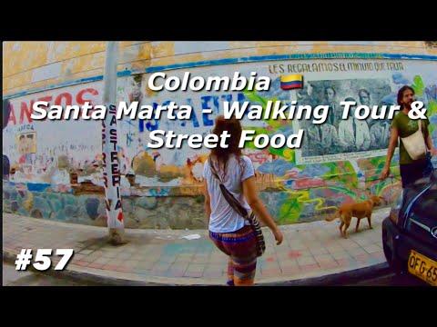 Walking Tour Santa Marta Columbia | Santa Marta City Tour