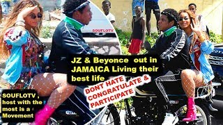 Why You talking bad about JZ and Beyonce in Jamaica? (Morning thoughts)