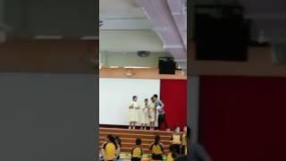 Publication Date: 2017-08-10 | Video Title: 塘尾道官立小學首次擔任小司儀2017,值得留念