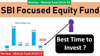 SBI Focused Equity Fund Review 2018-19 | SBI Mutual fund review 2018 | What is Focused fund ?