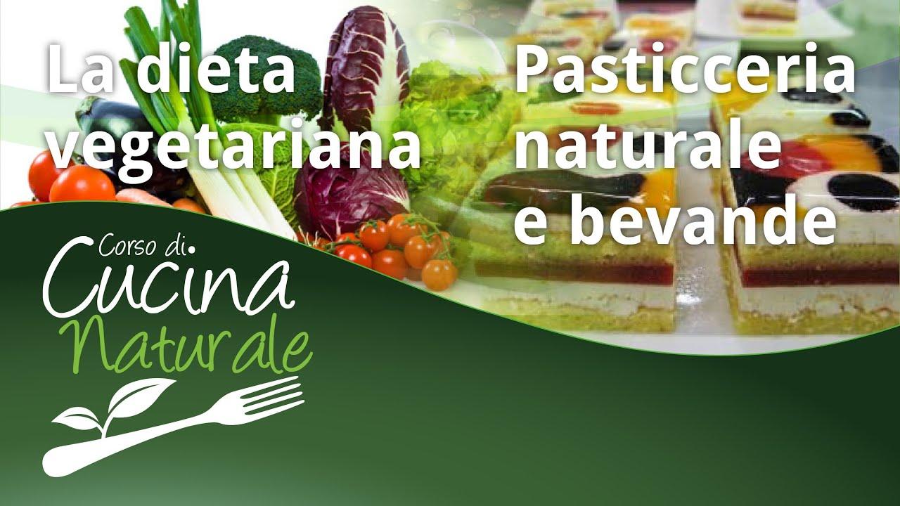 Corso di Cucina Naturale dieta vegetariana e pasticceria naturale  YouTube