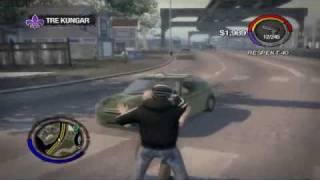 Saints Row 2 PC Gameplay Maxed Out AMD Phenom II X4 955 3,2Ghz Black Edition + ATI 4850