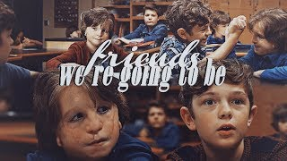 we're going to be friends [jack will&auggie pullman]