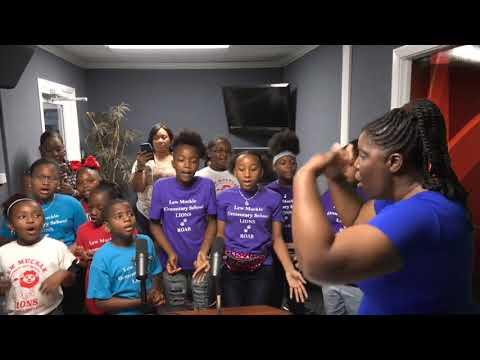 Lew Muckle Elementary School Choir