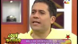 HOLA A TODOS 09/06/2010 CHISMES DE LA FARANDULA PERUANA 2/2