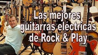Baixar [TOP 10] Las mejores guitarra eléctricas de Rock & Play