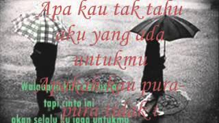 Gambar cover Nirwana   Jangan Tunggu Aku Pergi by Lirik