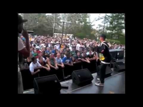 Mac Miller, Young Jeezy, Wiz Khalifa, DJ UNK, Little 500