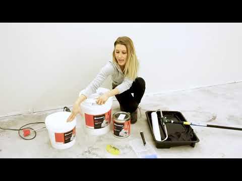 DIY Epoxy Floor with Nicole of NMDZ