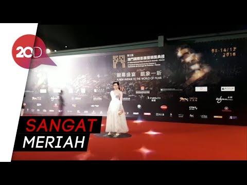 Nicholas Cage dan Yoona ''SNSD'' Ramaikan Pembukaan Macau Film Festival Mp3
