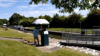 Panasonic UK - Time Lapse Photography, Culham Lock