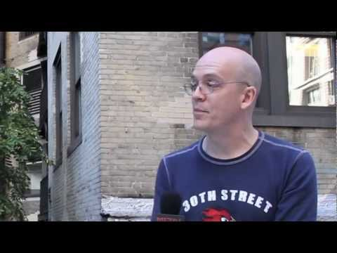 DEVIN TOWNSEND Interviews DEVIN TOWNSEND on Metal Injection