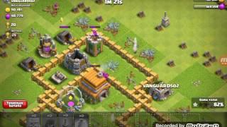 Clash of clans... Bueno chicos os traigo mi primer vídeo de Clash of clans haciendo farming