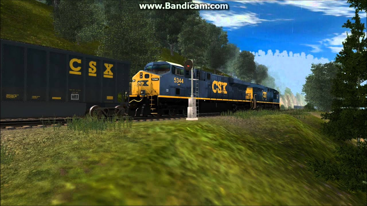 Trainz 12 CSX