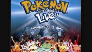 Pokemon LIVE!- You and me and pokemon!