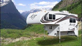 Quick Tour of The Arctic Fox 865 Pickup Camper
