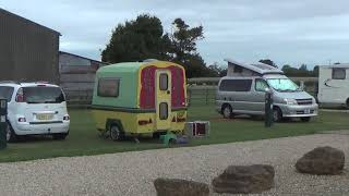 Cornish Farm Touring Park, Taunton