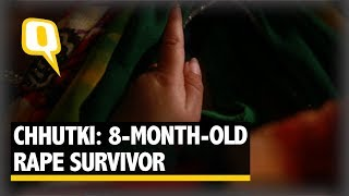 8-Month-Old Chhutki Needs Your Help | The Quint