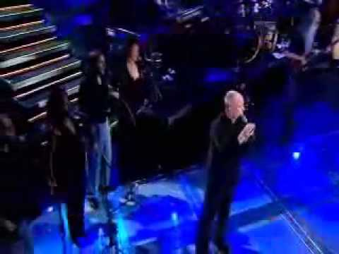 flash brega - Phil Collins One more night