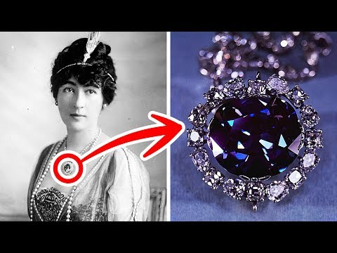 Ужасающая история «алмаза Хоупа», который разрушил жизни своих владельцев