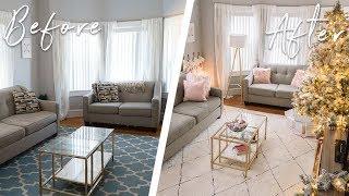 $300 Living Room Makeover On A Budget! Diy Decor