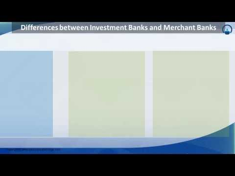 Merchant Banking vs Investment Banking - Investment Banking by eduCBA