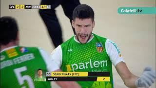 Parlem Calafell 3 - Noia 7 Ok Lliga 5ª jornada
