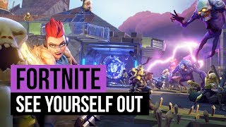 FORTNITE   PLANKERTON - SEE YOURSELF OUT [Quest]