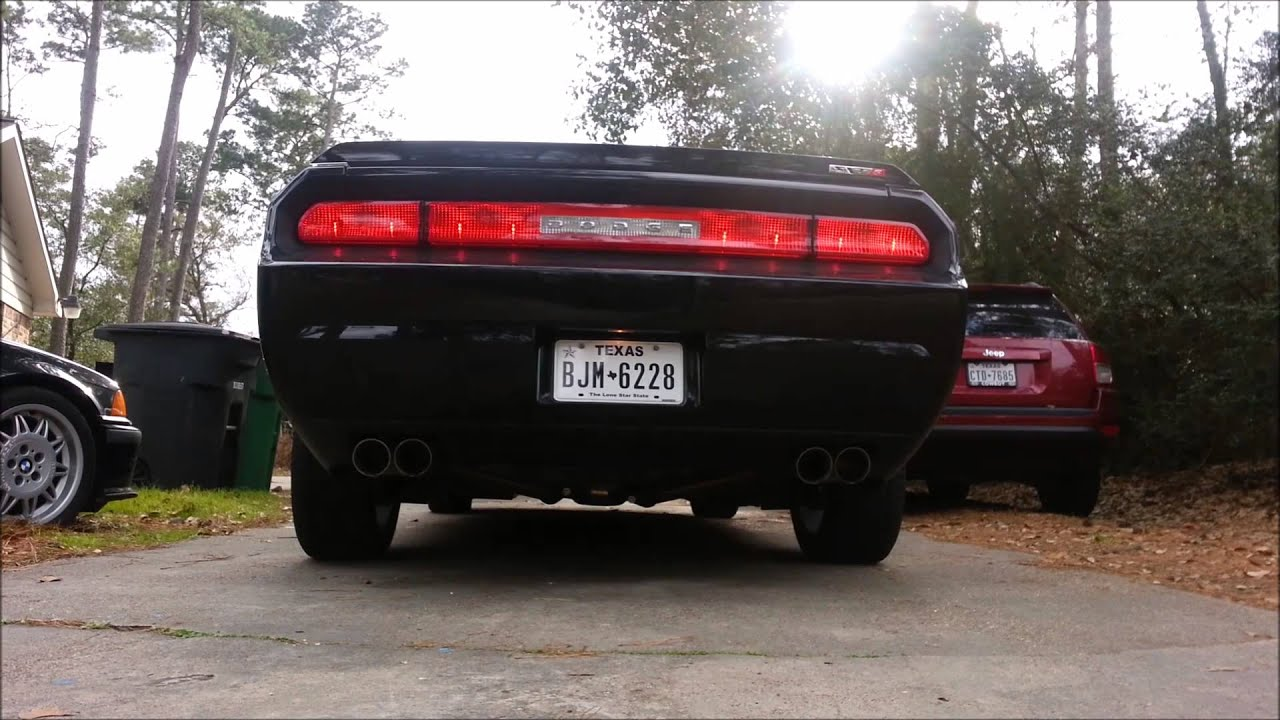 Solo-Performance Mach X V6 Exhaust (J-Pipes Removed ...
