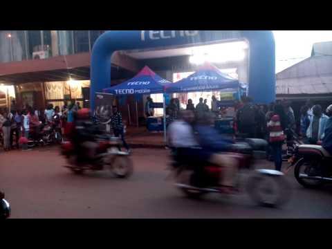 Tecno Uganda Promotion October 2015
