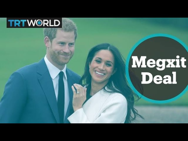 Harry and Meghan to drop their titles and royal duties